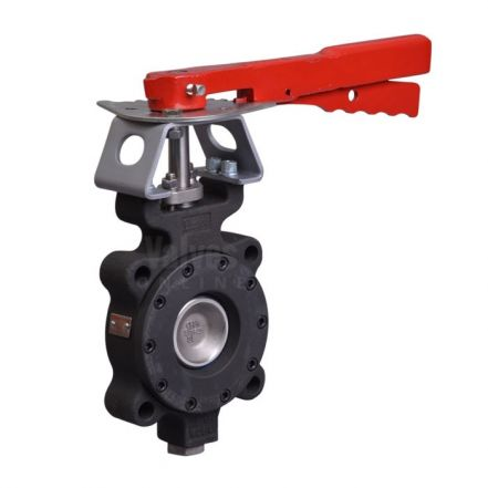 Bray Series 41 Lugged ANSI 150 Fire Safe Butterfly Valve