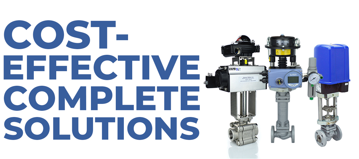 Cost-effective Complete Solutions