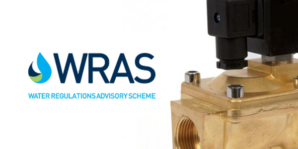 WRAS Approved Solenoid Valve
