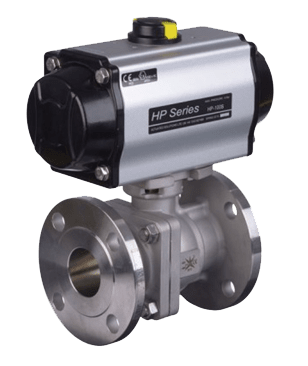 ATEX Actuated Ball Valves