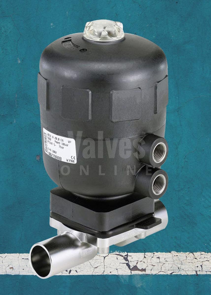 Burkert Type 2031 Hygienic Diaphragm Valve