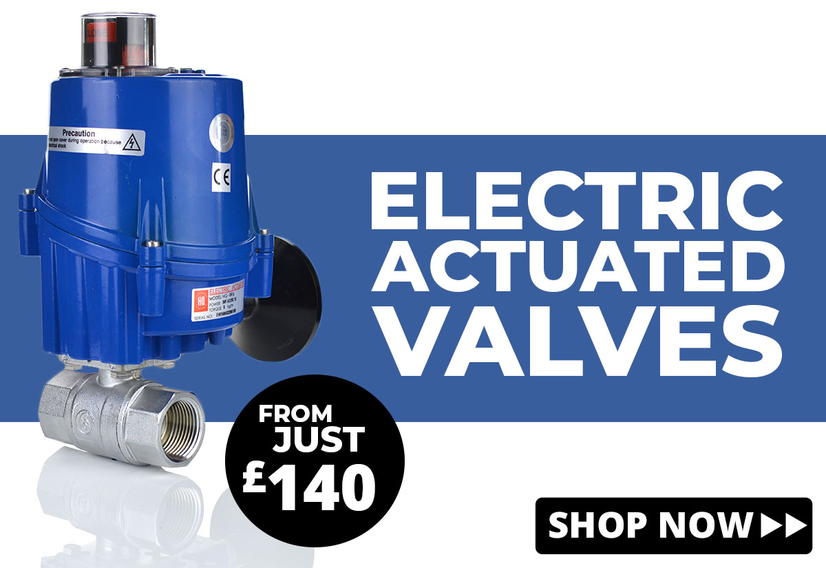 Electric Actuated Valves