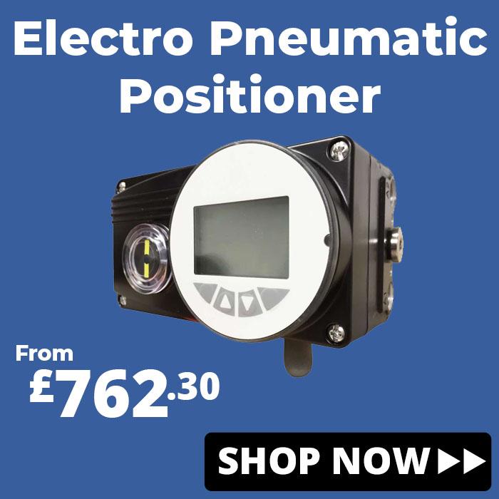 Pneumatic positioner