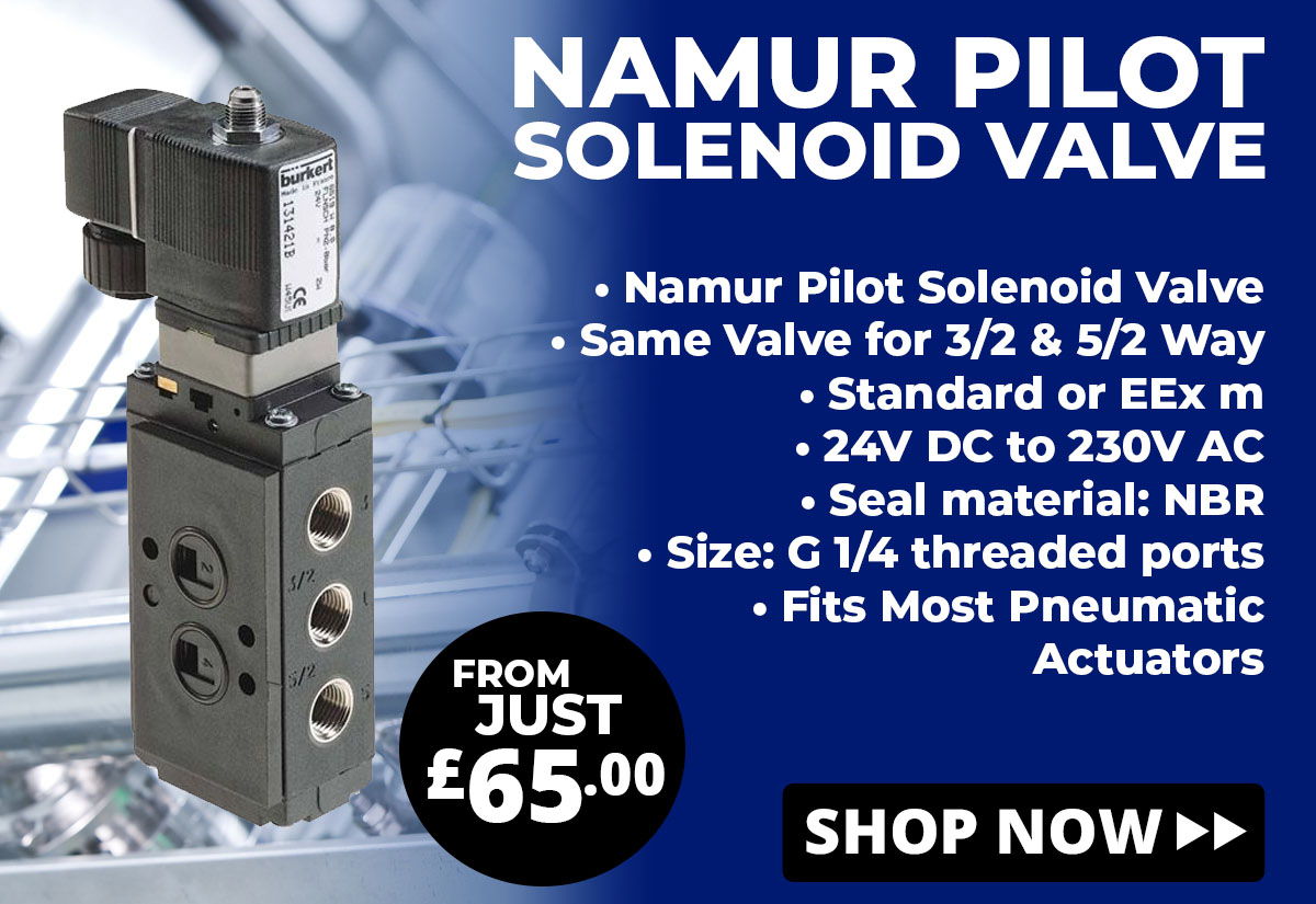 Shop Solenoid Valves