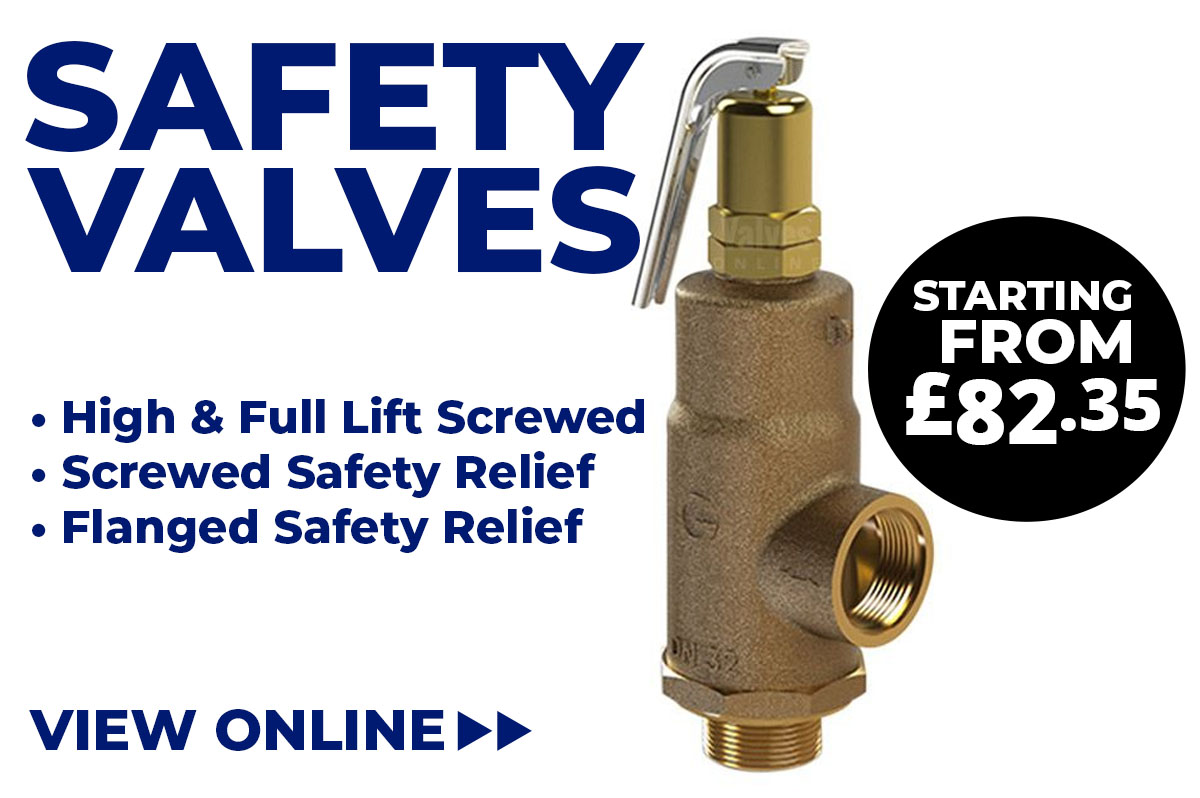 Shop Safty Valves