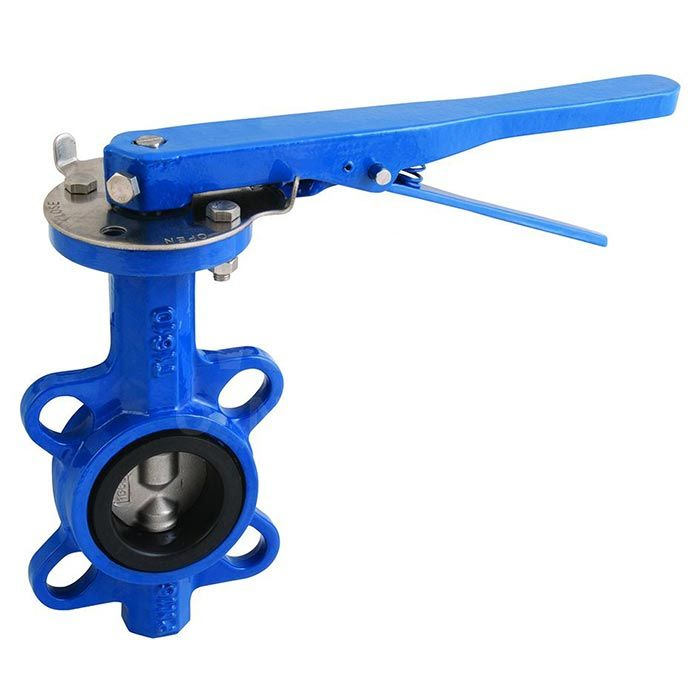 Super Economy Wafer Butterfly Valve