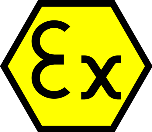 ATEX Approved Mark