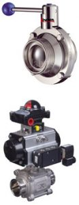 Hygienic Ball Valves