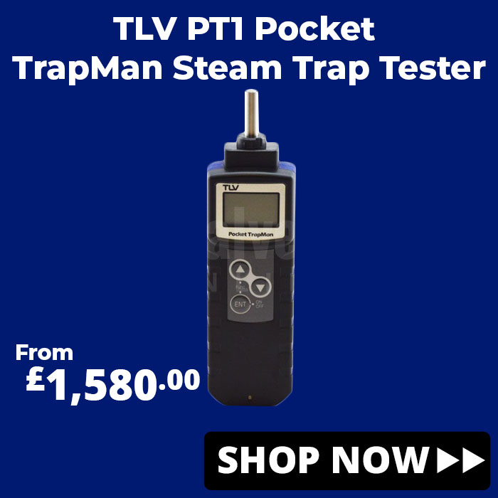 Pocket Steam Trap Tester