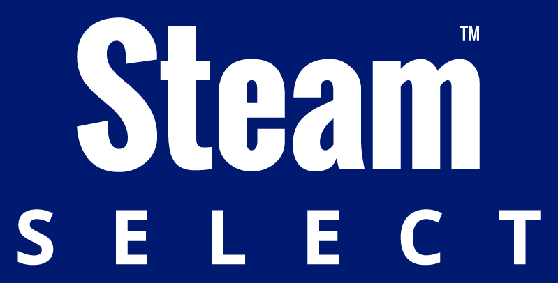 Steam Select Logo